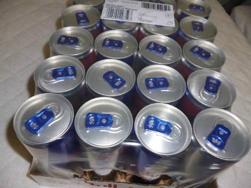 Red Bull Energy Drink Available Austrian Origin