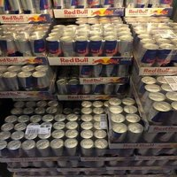 Get Red-Bull Energy Drinks