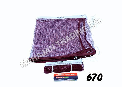 Badminton Net Nylon