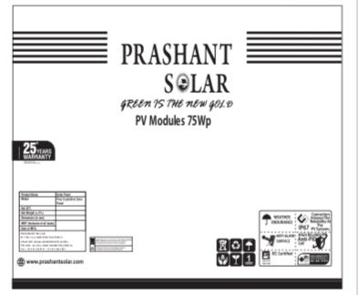 Multi Solar Panel