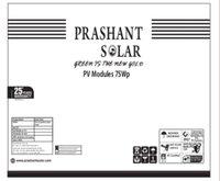 75Watt 12V Solar Panel