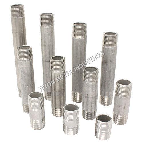 Duplex Steel Barrel Nipple