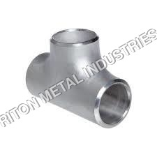 Alloy Steel Tee Reducing