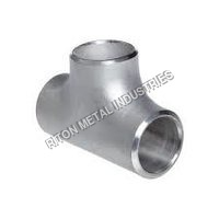 Alloy Steel Tee Reducing