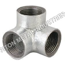Alloy Steel Outlet Elbow