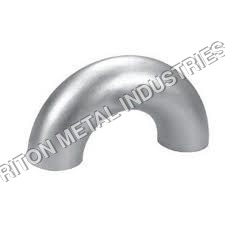 Alloy Steel 180 degree Elbow