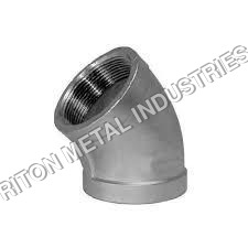 Alloy Steel 45 degree Elbow