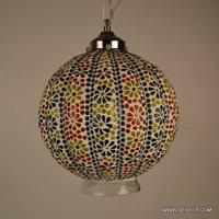 Mosaic Handmade Glass Wall Hanging