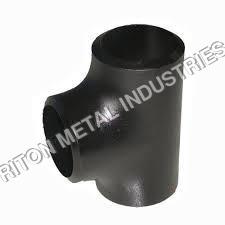 Carbon Steel Tee Bullhead