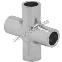 Stainless Steel Buttweld 4way Fittings