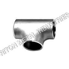 Stainless Steel Buttweld Tee Bullhead