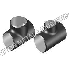 Stainless Steel Buttweld Outlet Tee