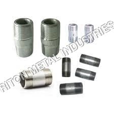 Stainless Steel Buttweld Barrel Nipple