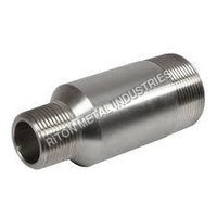 Duplex Steel Buttweld Barrel Nipple