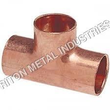 Copper Nickel Cross Fittings