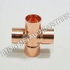 Copper Nickel 4way Fittings