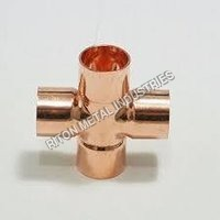 Copper Nickel 4way Fittings