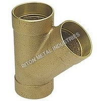 Copper Nickel Wye Reducing