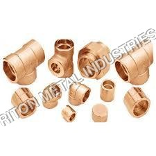 Copper Nickel Buttweld Pipe Fittings
