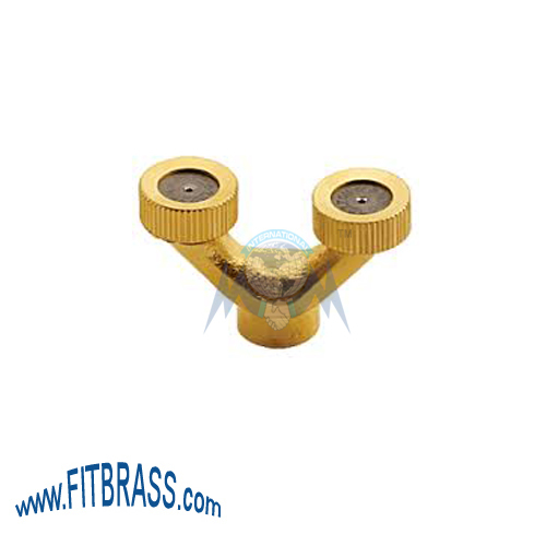 Brass Two Way Nozzle