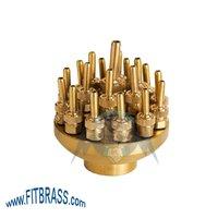 Brass Vulcan Nozzle