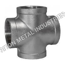 Monel 4way Fittings