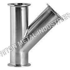 Inconel Wye Reducing