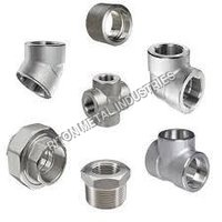 Monel Coated fittings