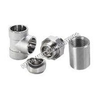 Inconel Coated fittings