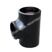 Carbon steel Buttweld Cross fitting