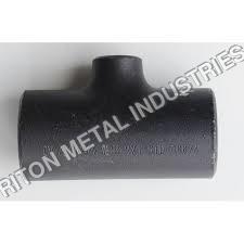 Carbon steel Buttweld Tee Reducing