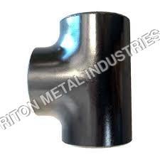 Carbon steel Buttweld Tee Bullhead