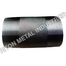 Carbon steel Buttweld Barrel Nipples