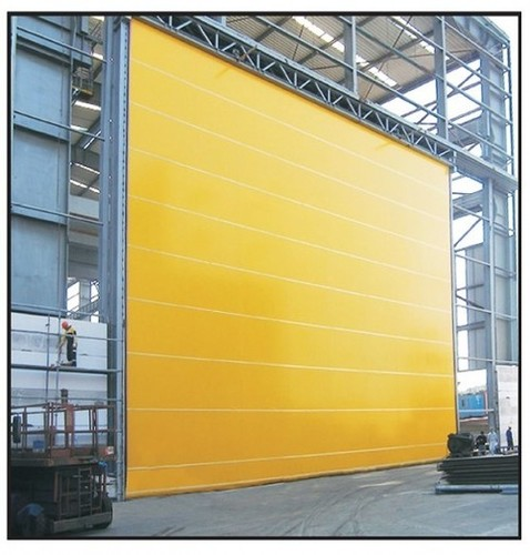 Maxi Hangar Industrial High Speed Door