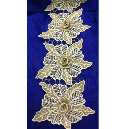 GPO Applique Lace