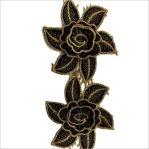 Lace Black Cotton Lace