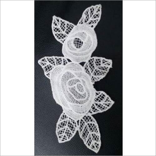 Flower Cotton Lace