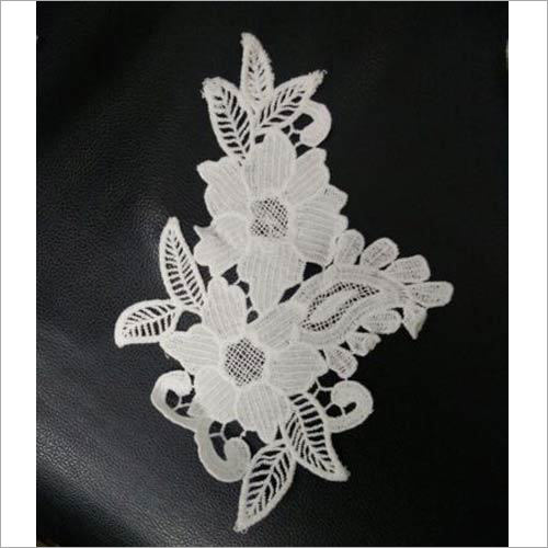 Embroidery Crochet Lace