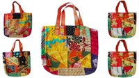 Vintage Patch  Kantha Bags