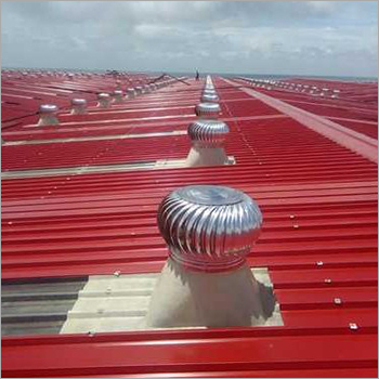 Automatic Roof Air Ventilator