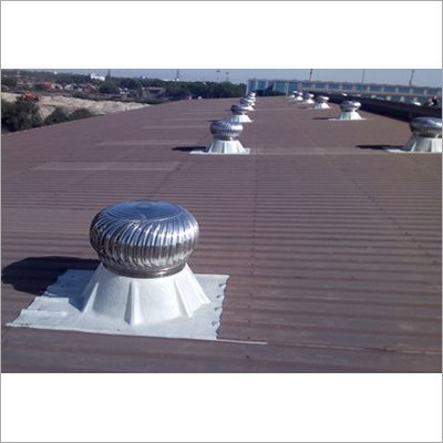 SS Rooftop Air Ventilator