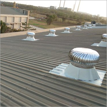 SS Round Air Ventilator