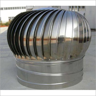 SS Turbine Air Ventilator