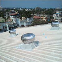 Stainless Steel Wind Driven Turbine Ventilator
