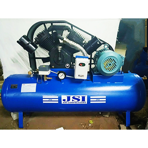7.5HP 300 Lit Elgi Model Air Compressor