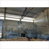 Semi Automatic Seed Processing Plant