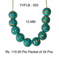Lampwork Fancy Glass Beads - YVFLB-002
