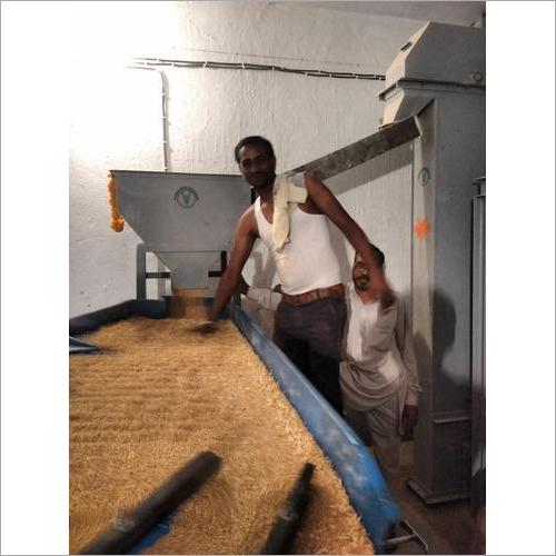 Post Harvest Machine