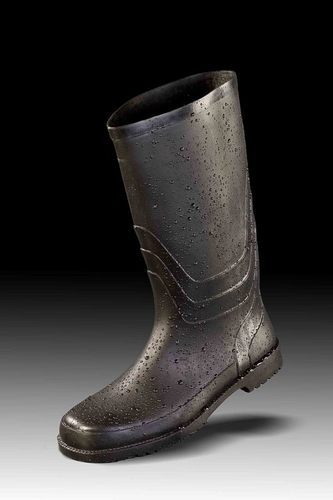 cotton lining gumboot