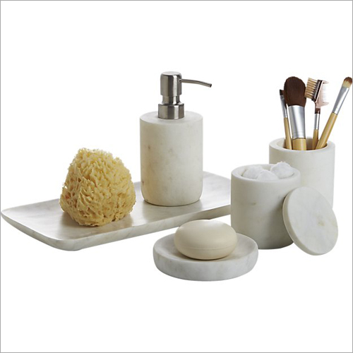 Marble Bathroom Decorative Accessories